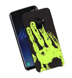 Losin Thermal Case Compatible with Samsung Galaxy Case Fashion Color Changing Thermal Sensor Fluorescent Thermal Heat Induction Noctilucent Matte PC Back Case Galaxy Note 9, Samsung Galaxy S9, Phone Cases, Iphone, Amazon, Unique, Amazons, Riding Habit, Phone Case