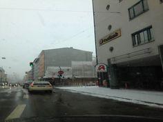 Da soll es stehen ... das relexa hotel in München