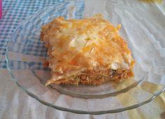 Lasaña de carne y verduras para #Mycook http://www.mycook.es/receta/lasana-de-carne-y-verduras