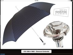 It's all about the umbrella and it's handle