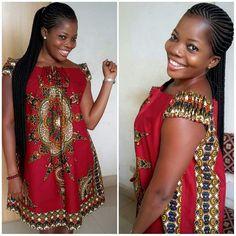 African Print Dresses, African Print Fashion, African Fashion Dresses, African Dresses For Women, African Women, Fashion Prints, Fashion Design, African Prints, Ghana Fashion