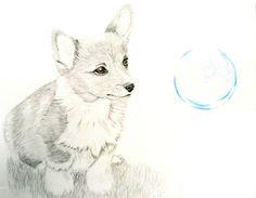 #puppy #pencil art #cute http://www.suzysfineart.com/