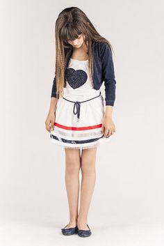 Bóboli niña, Bóboli ropa de verano moderna para niñas