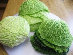 Cream savoy cabbage as grandma made it - recipe - Recipe: Cream savoy cabbage, as grandma made it Picture No. Vegetarian Breakfast, Vegetarian Recipes, Carrot Flowers, Vegetable Soup Healthy, Vegetable Dishes, Savoy Cabbage, Vegan Soup, Mixed Drinks, Food And Drink