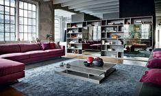 Living Room Design Ideas by Novamobili
