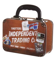 #TSVDAYCOMP Only Fools And Horses Tin Tote