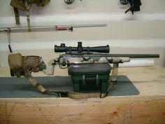 Sniper's Hide Forums  Mcmillian stock, remington 700, leupold mark 4
