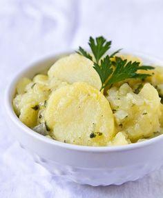 Luisa's German Potato Salad Recipe — La Fuji Mama