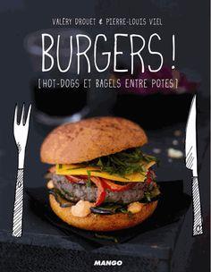 Bagels, Hot Dogs, Hamburger, Html, Ethnic Recipes, Diys, Food, Photos, Livres