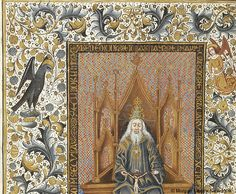 Book of Hours, MS M.854 fol. 43v - Images from Medieval and Renaissance Manuscripts - The Morgan Library & Museum