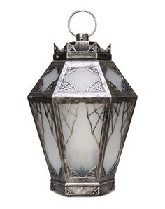 Spiderweb Lantern - Get in my Halloween Decor! http://www.spirithalloween.com/product/haunted-lantern/