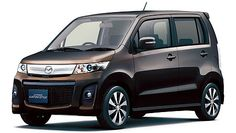 Mazda has just unveiled the new Mazda AZ-Wagon in Japan, which is a badge engineering project based on the Suzuki Wagon-R. Two different exterior styling Mazda, Lemon Law, Suzuki Wagon R, Japan Picture, City Car, Take The First Step, Product Launch, Vehicles, Cars