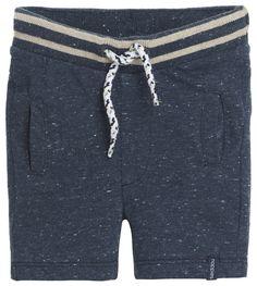 Shorts Sep Kurze Hose Sep von Noppies. Aus 50% Baumwolle und 50% Polyester. Die Hose hat einen elastischen Bund und Eingrifftaschen. Melierte Optik. Material: 50% Baumwolle / 50% Polyester...