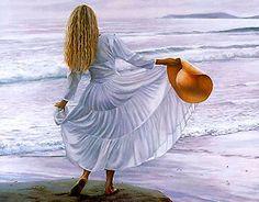 More Paintings by Susan Rios: Sunset Dance - Pierside Gallery Fine Art