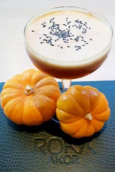 Impress your guests with this Jack Be Nimble cocktail!