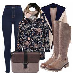 Herbst-Outfits: EveningWalk bei FrauenOutfits.de