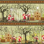 Hansel and Gretel panel
