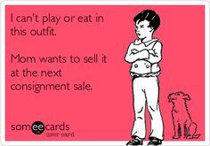 Gotta Resale!   http://dkdkgoose.com/missoula #consignment #frugal #parenting #children
