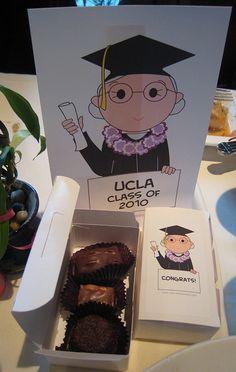 College Graduation Party Favors