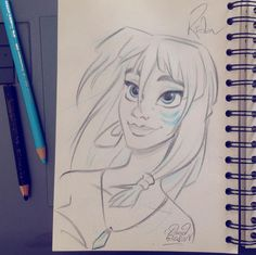 Princess Kida by princekido.deviantart.com on @DeviantArt