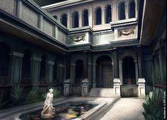 ROME: Ryse, Son of Rome — concept art from Karakter Design Studio