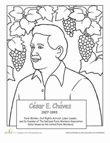 Worksheets Cesar Chavez Worksheet cesar chavez and timeline on pinterest