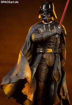 Star Wars: Darth Vader - Mythos Statue, Statue ... https://spaceart.de/produkte/sw009.php