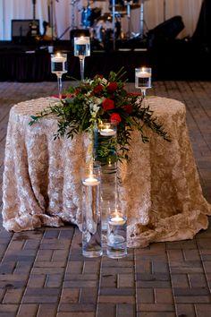 Merrimon-Wynne House - Raleigh NC Wedding Venues - November 2014 - Sweetheart Table