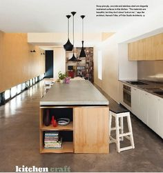 'Kitchen Craft' from Sept/Oct 2011 Inside Out. Styling by Megan Morton and photographs by Jason Busch. Back issues: (02) 9288 3099 or newshop@newsltd.com.au.