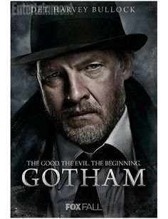 Detective Harvey Bullock                                                                                                                                                                                 Plus