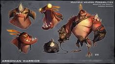 Image result for wow concept sketches