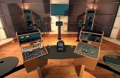 Optimum Mastering Studio in Bristol, UK. http://www.miloco.co.uk/studios/mastering-studios