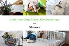 Babyroom in a One-Room-Appartement Babyzimmer in einer 1-Raumwohnung