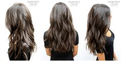 This client visited our salon in need of a fresh new cut with style. Anh kept her hair long but trimmed long, sexy layers all throughout. This kind of cut...