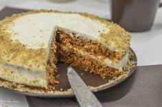 Mrkvovácelozrnná torta