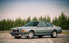 1981 BMW 635 CSI