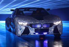 2013 BMW Sports Cars Coupe i8 Hybrid
