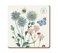 Kew Gardens Meadow Bugs Pack Of 6 Premium Coasters