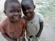2 precious babies in great need of a new dress from Little Dresses for Africa.  See how you can help at littledressesforafrica.org