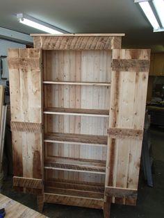 armoire ancienne avec 2 portes vitr es collections brocante pinterest armoire ancienne. Black Bedroom Furniture Sets. Home Design Ideas