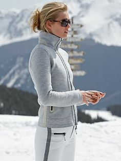 Frauenschuh, an Austrian Company for Outerwear! They have it at Gorsuch.com (from Aspen)