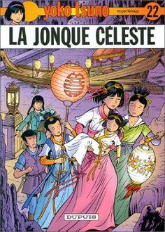 Yoko Tsuno, tome 22 : La jonque céleste de Roger Leloup