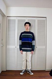 Y's Wardrobe: [sacai kolor]夫婦の2ブランドで春アイテムを着こなす!