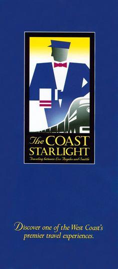 CA - Amtrak Coast Starlight - Santa Barbara to ...