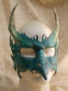 Green Leather Dragon Game of Thrones House Targaryen by PlatyMorph, $95.00
