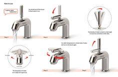 Salva - water faucet