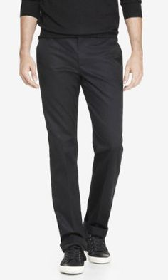NON-IRON PHOTOGRAPHER DRESS PANT from EXPRESS