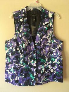 cf768f8032c Lane Bryant Vest Jacket Size 18 NWT  fashion  clothing  shoes  accessories   womensclothing  coatsjacketsvests (ebay link)