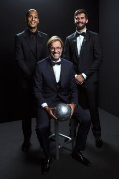 Congratulations to Jürgen Klopp and Alisson Becker for winning The Best Manager & The Best Goalkeeper respectively. Congratulations to van Dijk and Alisson on making the FIFPro World XI 👏 Liverpool Fc Wallpaper, Liverpool Wallpapers, Juergen Klopp, Football Awards, Football Players, This Is Anfield, Virgil Van Dijk, European Soccer, Fc Chelsea