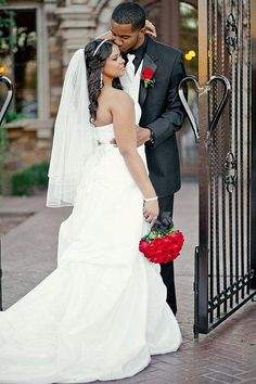 #bride and #groom #classic #love #photo #heart #gate More Wedding Ideas at www.facebook.com/villasiena